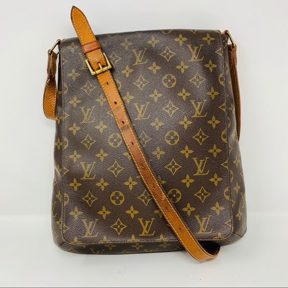 Louis Vuitton Handbags - Authentic Louis Vuitton Musette GM Crossbody Bag